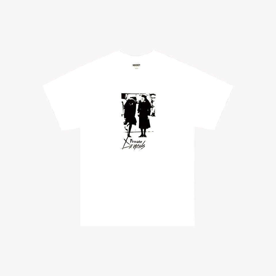 PRIVATE DEMONS TEE