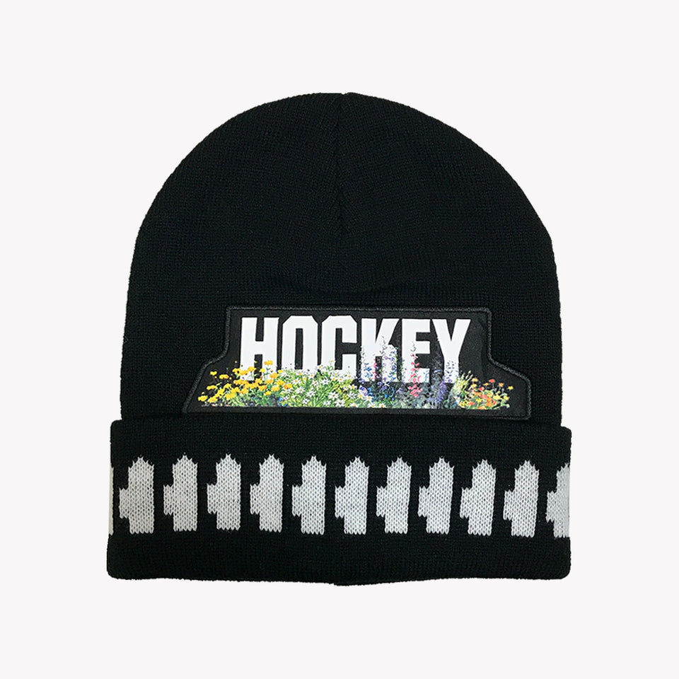 NEIGHBOR BEANIE BLACK