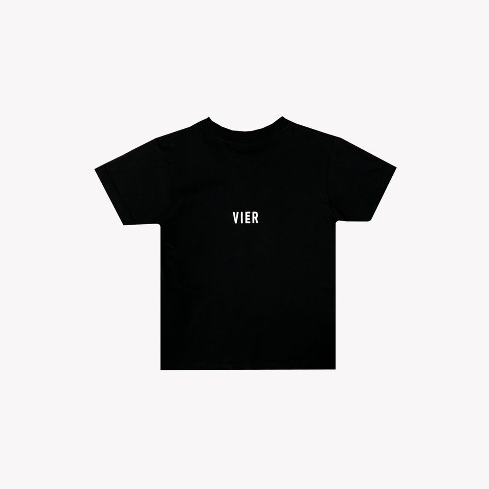 KIDS ANTWERP TEE BLACK