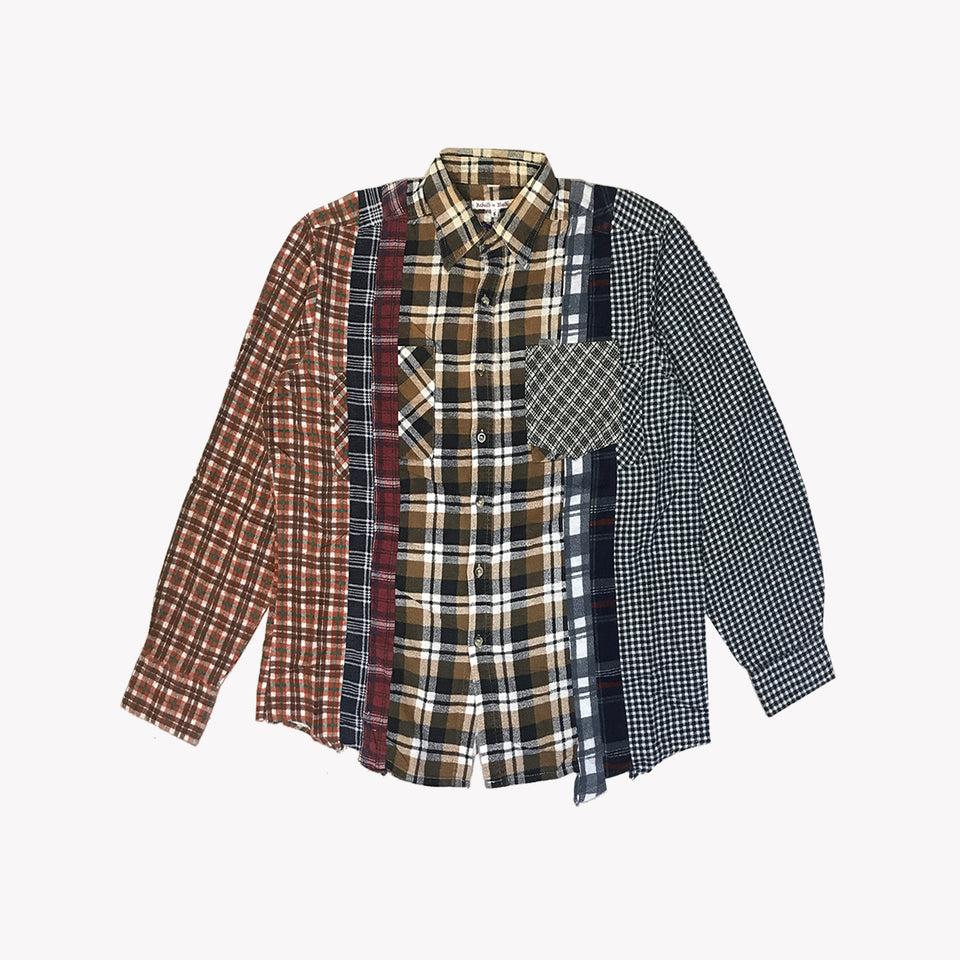 REBUILD 7-CUTS FLANNEL - S OPTION 001