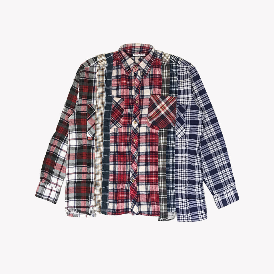 REBUILD 7-CUTS FLANNEL - M OPTION 002