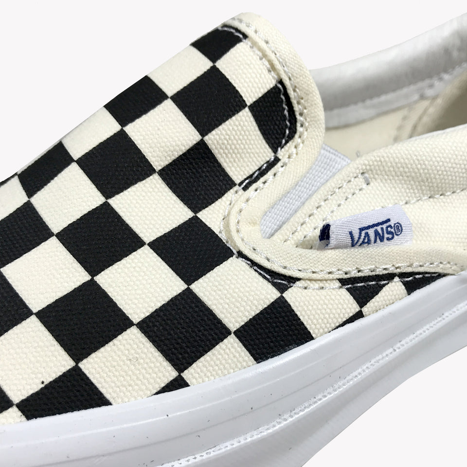 OG CLASSIC LX SLIP-ON CHECKERBOARD