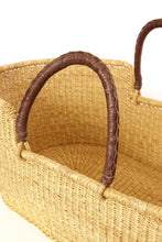 Load image into Gallery viewer, The Go-Anywhere Bassinet | Natural Moses Basket