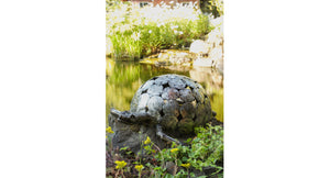Recycled Metal Tortoise Sculpture | 3 Sizes Available