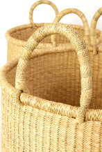 Load image into Gallery viewer, All Natural Plant Baskets (Single or Set of 2)