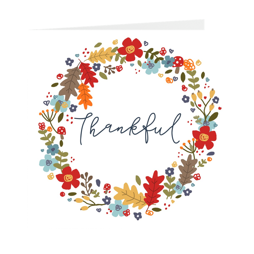 Thanksgiving Card Set of 5