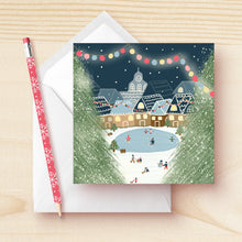Load image into Gallery viewer, Christmas greeting card