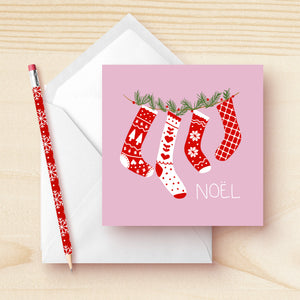 Bulk Christmas card pack