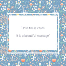 Load image into Gallery viewer, 5 Pack of Hello Beautiful Greeting Cards
