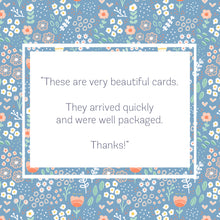 Load image into Gallery viewer, 5 Pack Get Well Soon Greeting Cards
