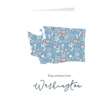 Load image into Gallery viewer, Washington Card