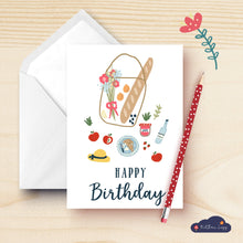 Load image into Gallery viewer, Happy Birthday Greeting Card