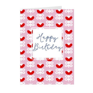 5 Pack Birthday Greeting Cards
