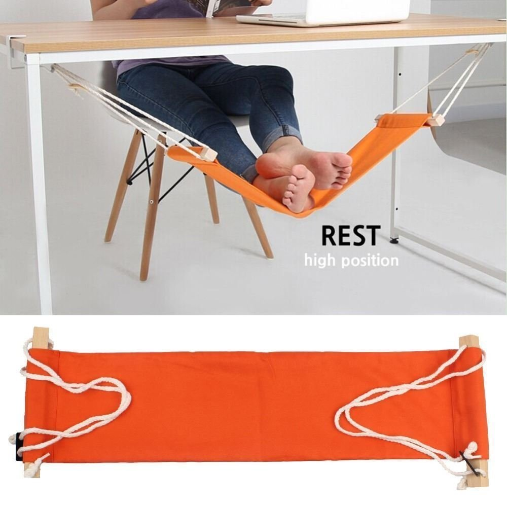 Creative simple table bottom hammock