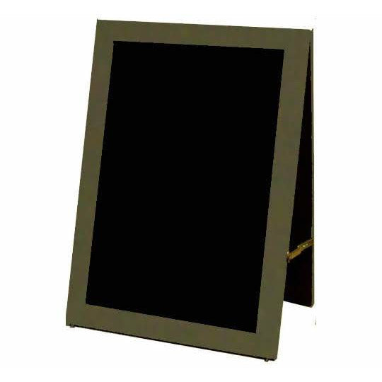 Outdoor Little Peddler Chalkboard Easel - Moss Green