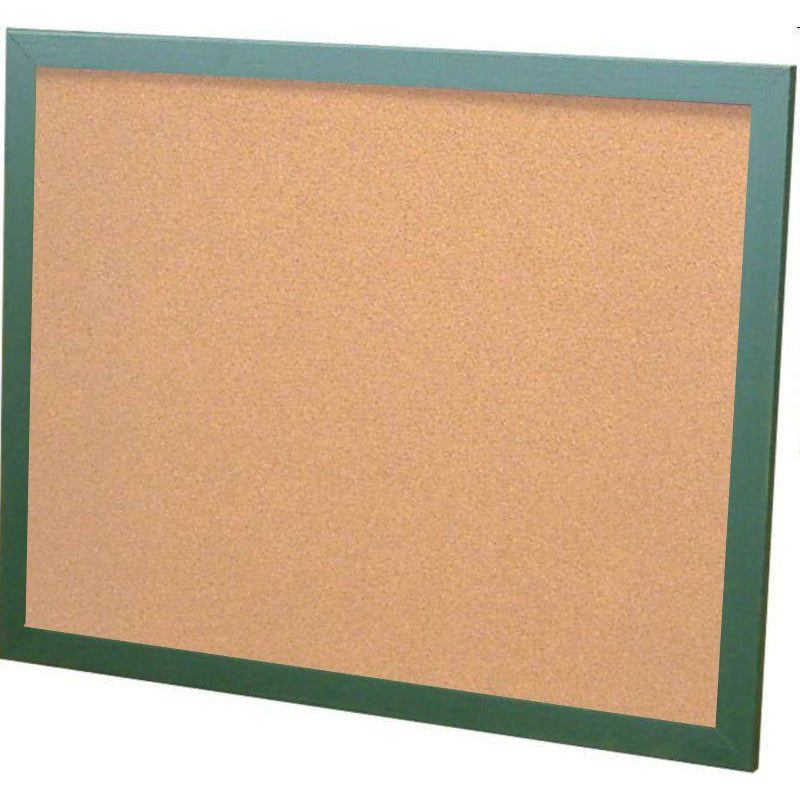 Cork Boards with Painted Frames