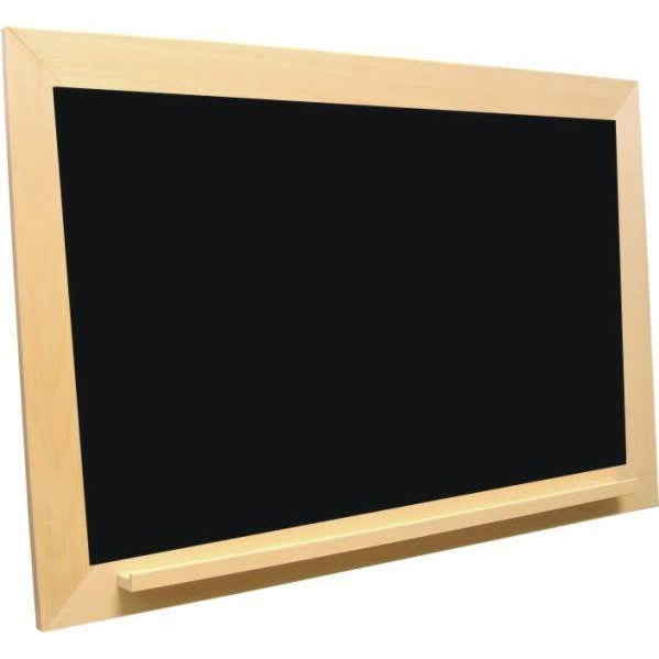 Chalkboards with Unfinished Frames