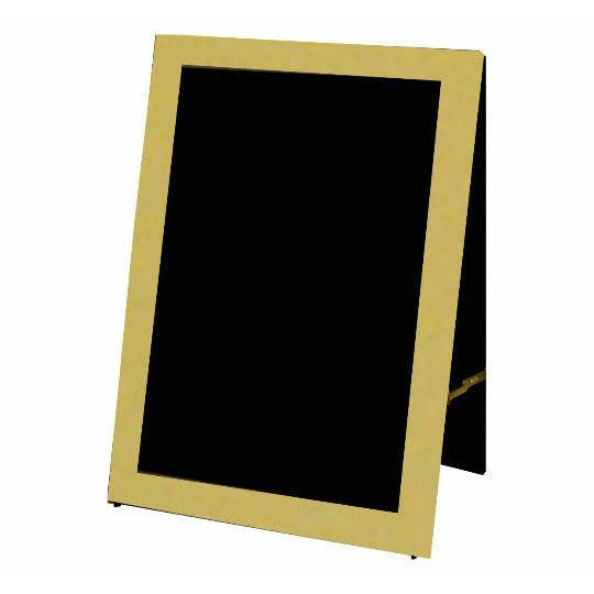 Little Peddler Chalkboard Easel -Dusty Gold