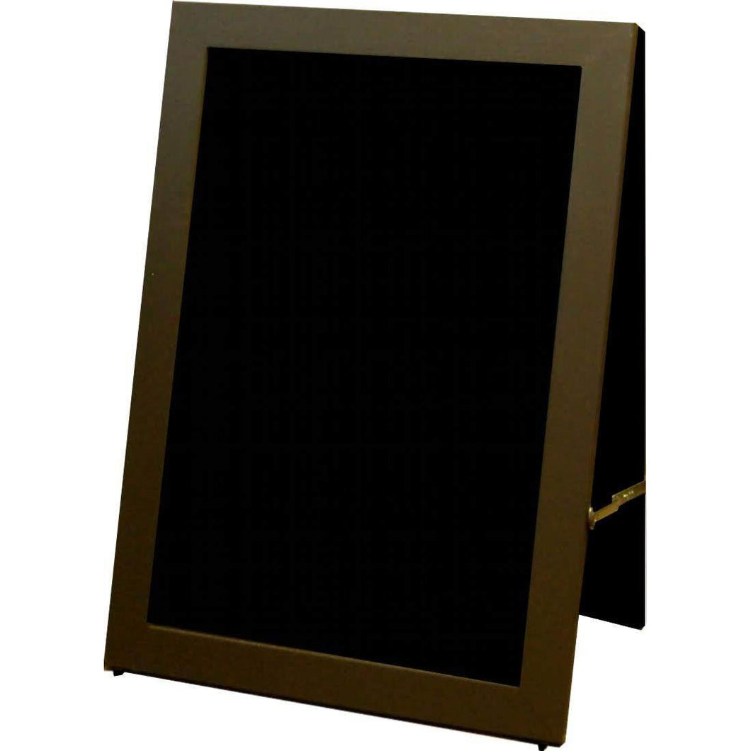 Outdoor Little Peddler Chalkboard Easel - Bronze