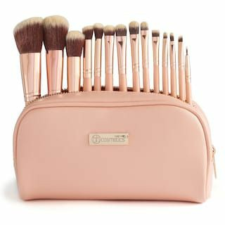 BH Cosmetics 14 Piece Brush Set with Bag