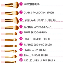 Load image into Gallery viewer, miss rose brush set