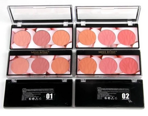 4 Miss Rose 3 Color Blush