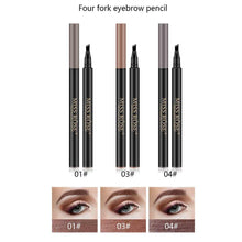 Load image into Gallery viewer, MISS ROSE Liquid Waterproof Eyebrow Pen