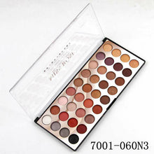 Load image into Gallery viewer, Miss Rose 36 Color Fashion 3D Eyeshadow Palette