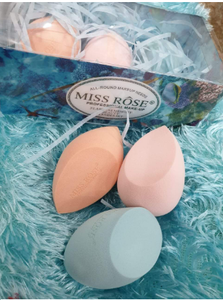 Miss Rose Beauty Blender Pack of 3