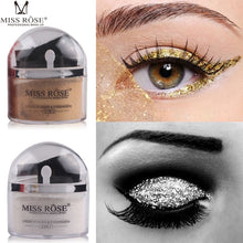 Load image into Gallery viewer, Miss Rose 2 in 1 Loose Powder & Eyeshadow With  different color