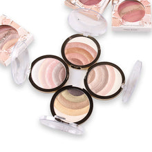 Load image into Gallery viewer, MISS ROSE 5 in 1 EyeShadow and Highlighter in 4 different color