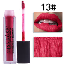 Load image into Gallery viewer, 13 Miss Rose Velvet Matte Lipgloss