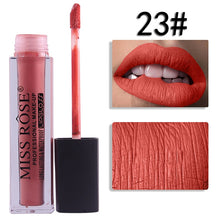 Load image into Gallery viewer, 23 Miss Rose Velvet Matte Lipgloss