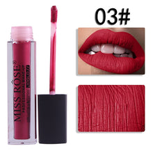 Load image into Gallery viewer, 03 Miss Rose Velvet Matte Lipgloss