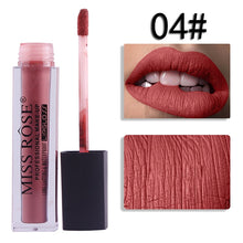 Load image into Gallery viewer, 04 Miss Rose Velvet Matte Lipgloss
