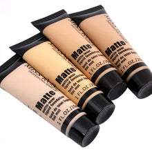 Load image into Gallery viewer, Miss Rose  4 Matte Wear Liquid Foundation