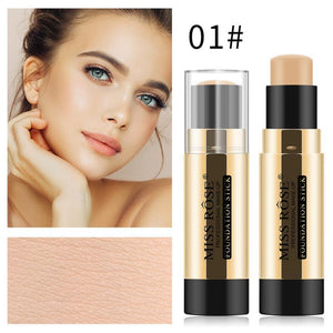 MISS ROSE Face Foundation Stick and Corrector 01#