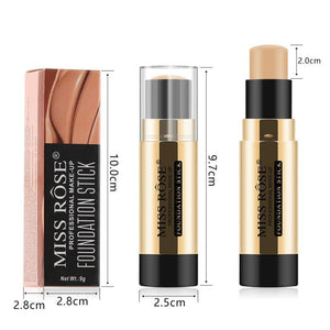 MISS ROSE Face Foundation Stick and Corrector