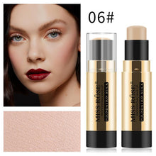 Load image into Gallery viewer, MISS ROSE Face Foundation Stick and Corrector 06#