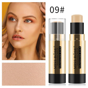 MISS ROSE Face Foundation Stick and Corrector 09#