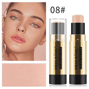 MISS ROSE Face Foundation Stick and Corrector 08#