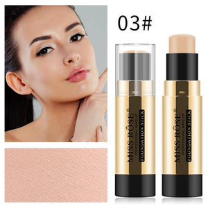 MISS ROSE Face Foundation Stick and Corrector 03#
