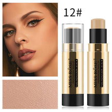 Load image into Gallery viewer, MISS ROSE Face Foundation Stick and Corrector 12#