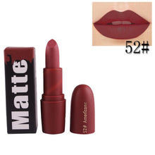 Load image into Gallery viewer, Miss Rose Matte Nude Lipsticks Sqin.pk Americano 52