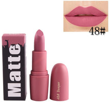 Load image into Gallery viewer, Miss Rose Matte Nude Lipsticks Sqin.pk Beeper 48