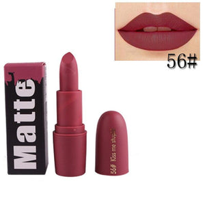 Miss Rose Matte Nude Lipsticks Sqin.pk Kiss Me Stupid 56