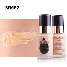 Load image into Gallery viewer, Miss Rose Purely Natural Liquid Foundation Sqin.pk Beige 2