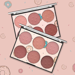 Miss Rose Blush Glow Kit