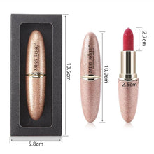 Load image into Gallery viewer, Miss Rose New Matte Lipstick (Gold Glitter)