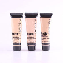 Load image into Gallery viewer, Miss Rose 3 Matte Wear Liquid Foundation